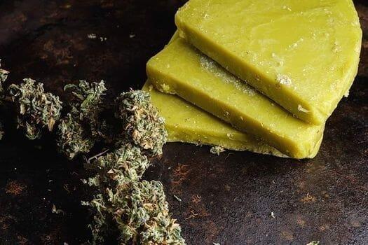 beurre cannabis
